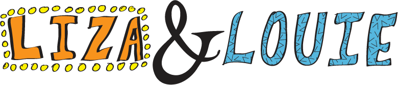 Liza and Louie Logo